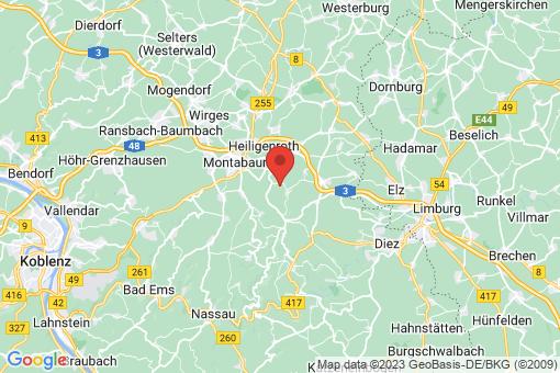 Karte Heilberscheid