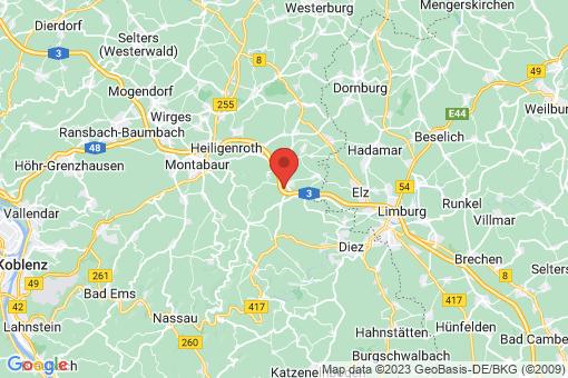 Karte Nentershausen