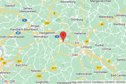 Karte Görgeshausen