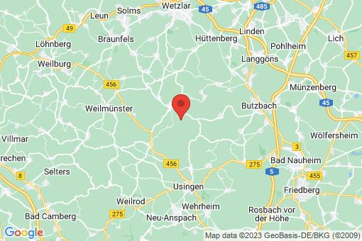 Karte Waldsolms