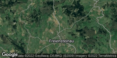 Google Map of Freiensteinau