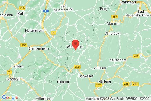 Karte Eichenbach
