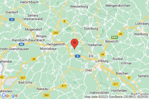Karte Dreikirchen