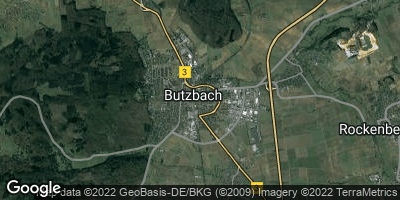 Google Map of Butzbach