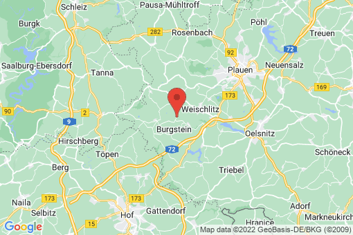 Karte Weischlitz