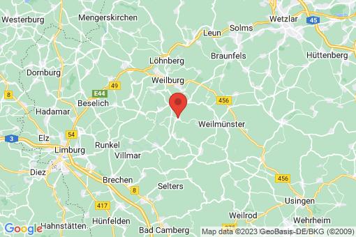 Karte Weinbach