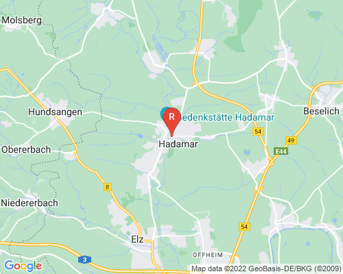 Google Karte von Rohrreinigung Hadamar