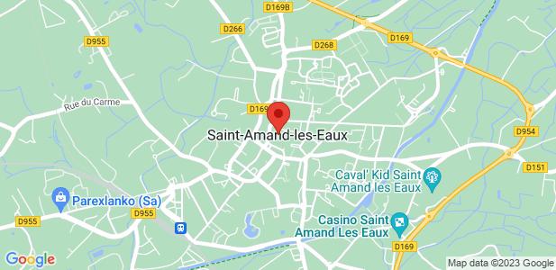 Bureaux à louer au coeur de Saint-Amand-les-Eaux (59)