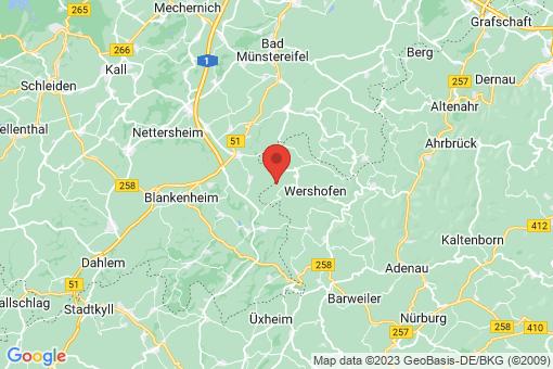Karte Ohlenhard