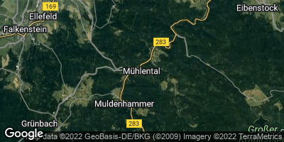 Google Map of Mühlental