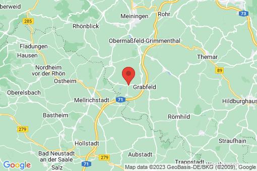 Karte Nordheim