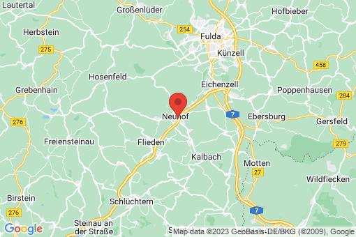 Karte Neuhof