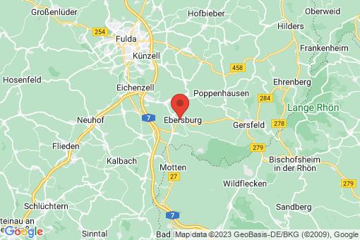 Karte Ebersburg