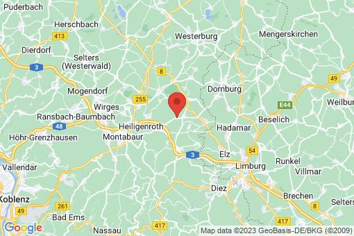 Karte Steinefrenz