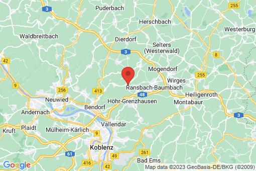 Karte Alsbach
