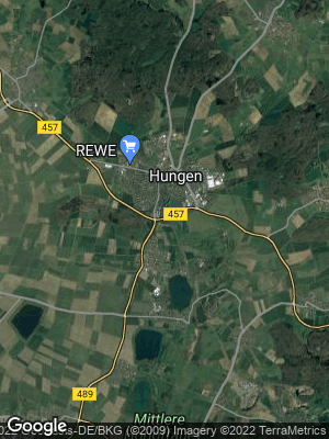 Google Map of Hungen