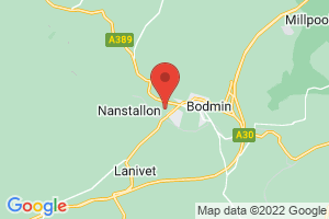 Bodmin Staff Library on the map