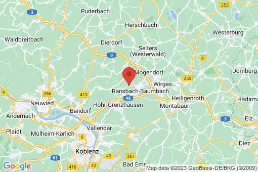 Karte Hundsdorf