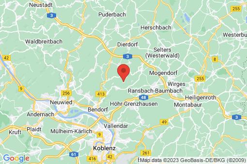 Karte Sessenbach