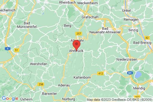 Karte Ahrbrück