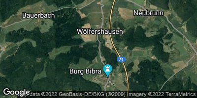 Google Map of Wölfershausen