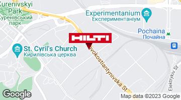 Hilti Центр Київ