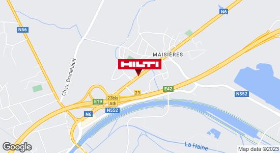 Hilti Store Mons (Maisières)