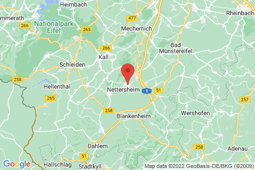 Karte Nettersheim