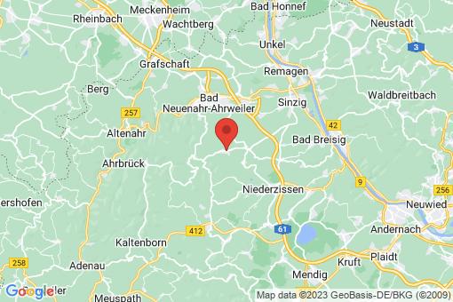 Karte Schalkenbach