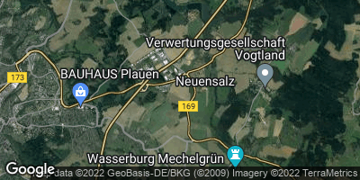 Google Map of Neuensalz