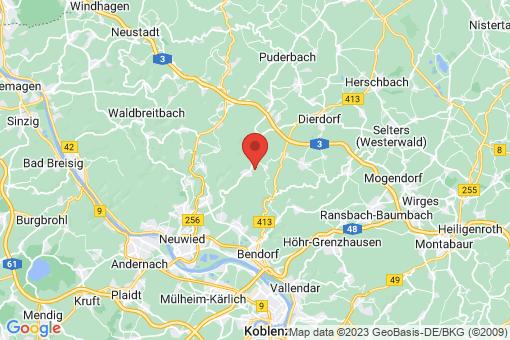 Karte Meinborn