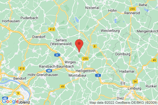 Karte Ötzingen