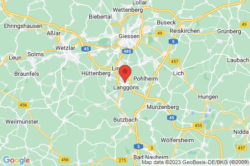 Karte Langgöns
