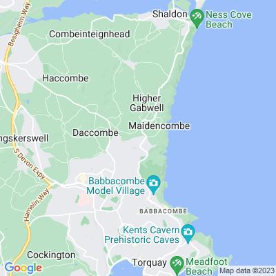Watcombe (Brunel) Park Location