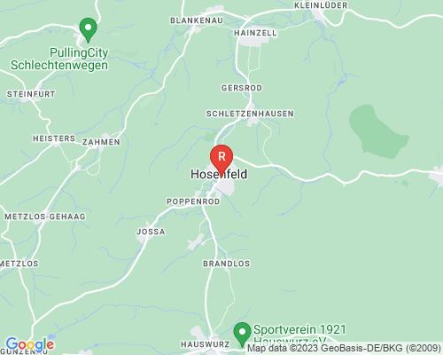 Google Karte von Rohrreinigung Hosenfeld