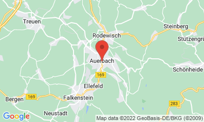 Arbeitsort: Auerbach,