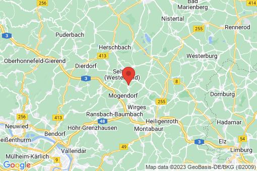 Karte Vielbach