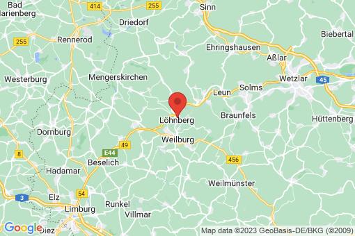 Karte Löhnberg