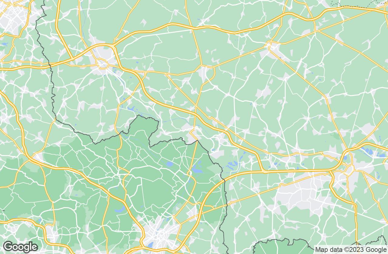 Google Map of بيروفيلز