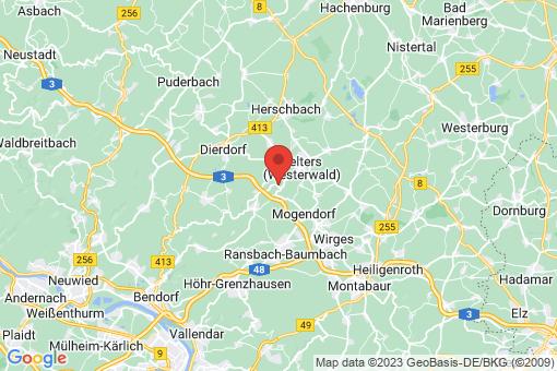 Karte Ellenhausen