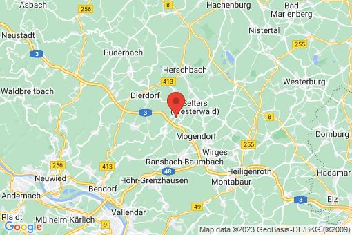 Karte Oberhaid