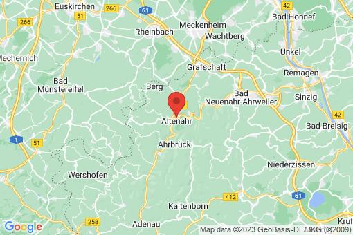 Karte Altenahr