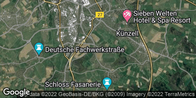 Google Map of Edelzell