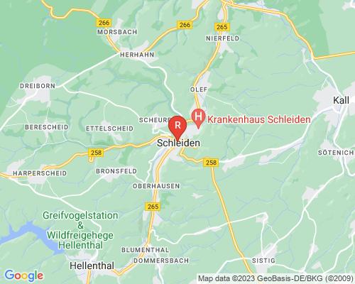 Google Karte von Rohrreinigung Schleiden