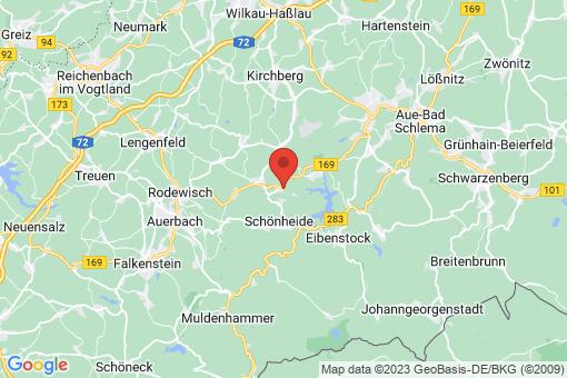 Karte Stützengrün