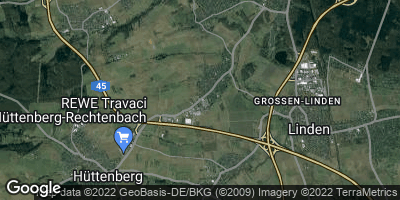 Google Map of Lützellinden