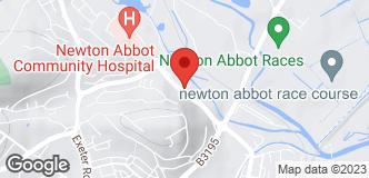 B&Q Supercentre Newton Abbot location