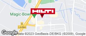 Hilti Store Linden b. Gießen