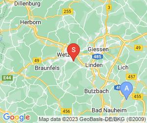 Karte für Kletterwald Wetzlar