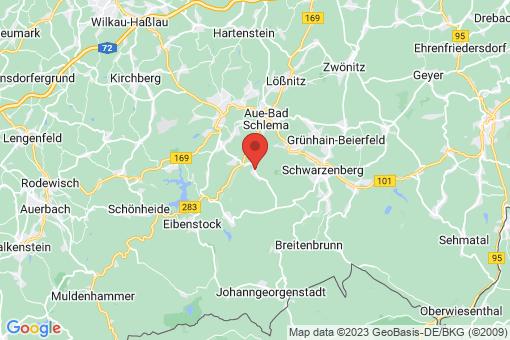 Karte Bockau